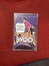 Woo by Original Soundtrack Cassette (Brand New, Factory Sealed)