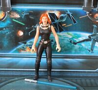 STAR WARS FIGURE 1995 POTF COLLECTION MARA JADE (HEIR TO THE EMPIRE)