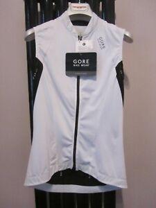 Gore Bike Wear Xenon Lady Singlet White/Black Size EU 40