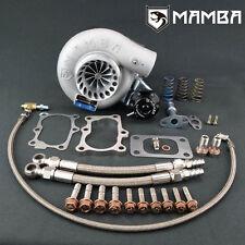 "MAMBA Universal GTX Turbocharger 3"" TD06SL2-GT3076 w/ 10cm T3 RB20/25 6 Bolt Hsg"