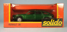 SOLIDO Renault 30 (Green) 1/43 Scale Diecast Model NEW, RARE, FACTORY SEALED!