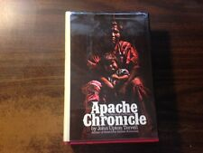Apache Chronicle by John Upton Terrell 1st Hardcover w/ Dust Jacket