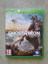 Tom Clancy's Ghost Recon: Wildlands (Microsoft Xbox One, 2017) New PAL European