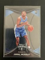 2016-17 Panini Totally Certified Jamal Murray RC Rookie #106