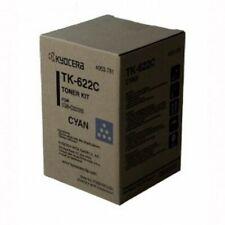 Genuine Kyocera TK-622C Cyan Toner - NEW SEALED
