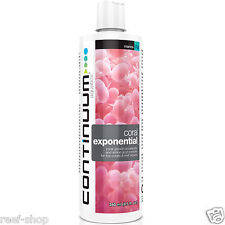 Continuum Coral Exponential 250mL Coral Tissue Growth Accelerator Free USA Ship