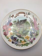 Gardens Of Beauty Plate Collection - English Country Garden - By Reco - #'d 3788