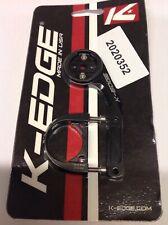 K-EDGE Sport Garmin Mount 31.8mm Black