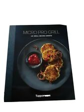 Livre Micro Pro Grill ***TUPPERWARE*** neuf