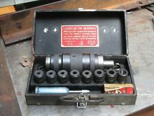 New listing Asquith No.2 Tapper Tapping Head Clutch Quick Change