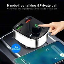 Bluetooth FM Transmitter Auto MP3 Player Aux KFZ Freisprechanlage SD USB Stick