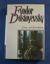 Crime and Punishment Dostoyevsky Small Hardcover Raduga Publishers Moscow 1985