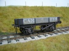 MM1 Cambrian or GWR 10 ton 2 plank O Gauge Wagon Kit