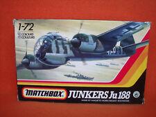 MATCHBOX ® 40109 Junkers Ju 188 1:72