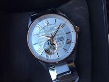 Bulova Wilton Men's Automatic Power Reserve Two-Tone Bracelet 42mm Watch 98A213