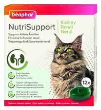 New listing 12 Jelly Gelatin Beaphar Nutrisupport Cat Renal