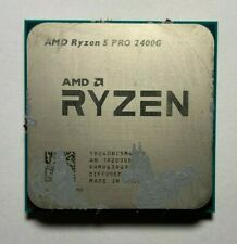 AMD Ryzen 5 PRO 2400G Desktop Processor (3.9 GHz, 4 Cores)