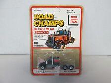 Road Champs Model Kenworth Truck (black)  (1)