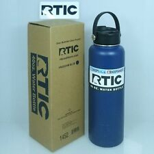 RTIC 40oz Bottle, Freedom Blue, Matte