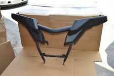 2017 Yamaha Grizzly 700 Front Brush Guard BLACK...NEW...OEM