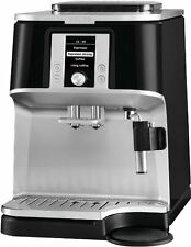 NEW Krups EA 8340 Automatic Coffee Machine Black Stainless steel