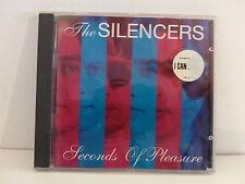 CD ALBUM SILENCERS Secondsof pleasure 74321 14113 2