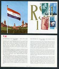 Namibia Südwestafrika SWA 363, 364 ,365 - 366 gestempelt Gedenkkarte used