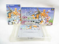 HERACLES EIKO III 3 Item Ref/ccc Super Famicom Nintendo Japan Game sf