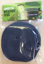 Eddingtons Pack of 2 Carbon Filters for Deluxe and Eco Compost Pails Bin Caddy