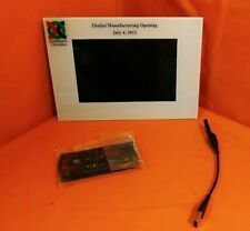 """Sony DPF-D70 S-Frame 7"""" Digital Picture Frame"""