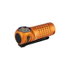 Olight Perun Mini Orange Tiny LED Flashlight 1000 Lumens USB Magnetic Charging