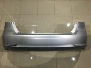 Rear Bumper Cover Toyota Venza Base/Limited/LE/XLE w/o Sensors 2009-2015 OEM
