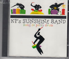 KP's Sunshine Band : Bang De Party Drum CD NEW Reggae Ragga FASTPOST