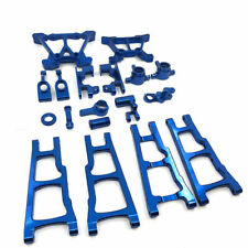 1 Set Aluminum Alloy Metal Upgrade Chassis Parts Kit For Traxxas SLASH 4x4 1/10