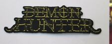 DEMON HUNTER COLLECTABLE RARE VINTAGE PATCH EMBROIDED 2006 METAL LIVE  PUNK