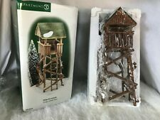 Dept 56 Snow Village Village Lookout Tower - MINT