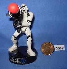 "Star Wars ATTACKTIX GAME CLONE TROOPER 3""  Figure"