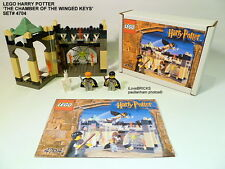 LEGO HARRY POTTER ROOM OF WINGED KEYS #4704 CHESS QUEEN 100% COMPLETE GUARANTEE