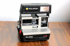 POLAROID Sun 600 LMS LAND Instant Film Camera! *Good Condition -Working/no flash