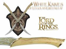 White Collectable Fixed Blade Knives