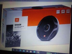 "JBL - GX628 6.5"" 2-Way Coaxial Loudspeakers with Polypropylene Cones"