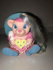 Vintage 80s Tonka Keypers Brella Bear Toy No Key. No Fading
