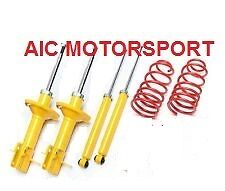 Renault  Megane 2,0 16V 16S  kit suspension ressorts amortisseurs