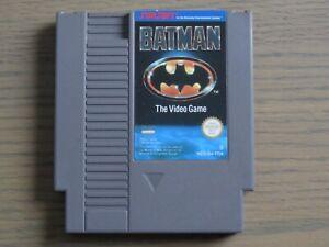 JEU NINTENDO NES BATMAN THE VIDEO GAME