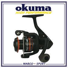Mulinello da pesca Okuma 4000 per trota Lago mare bolentino bolognese spinning