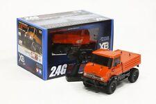 Tamiya 57843 1/10 RC RTR Unimog 406 Series U900 - CC01 Orange Version w/ESC
