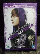 Justin Bieber: Never Say Never [DVD], New DVD
