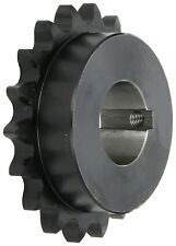 Browning H6018X 1 5/8 Finished Bore Roller Chain Sprocket, 18 Teeth