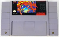 Super Metroid For Super Nintendo SNES Game Cartridge US Version English Language