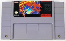 Super Metroid For Super Nintendo SNES Game Cartridge US Version English Language